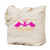 Cute Dragon Tote Bag