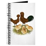 Red Polish Chickens Journal