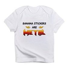 Banana Stickers 2.0 Infant T-Shirt