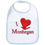 I LOVE Monhegan Bib
