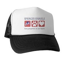 Springer Spaniel Lover Trucker Hat