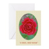 Love, Romance Poem Greeting Cards (Pk of 10)