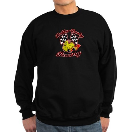 Rubber Ducky Racing Dark Sweatshirt