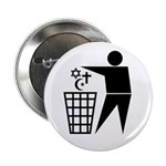 Trash Religion Button