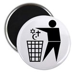 Trash Religion Magnet