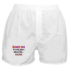 Dialysis Boxer Shorts