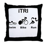 iTRI Throw Pillow