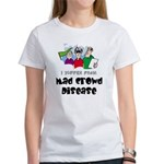 Mad Crowd Disease Women's T-Shirt