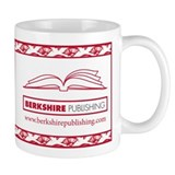 She is too fond of Books-Alcott quote Small Mugs
