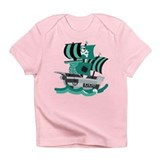 Pirate Ship Infant T-Shirt