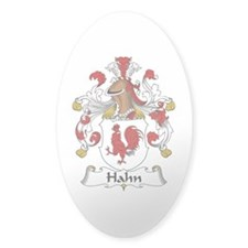 Hahn Decal