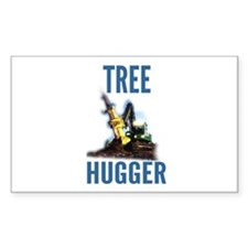 Tree Hugger Decal
