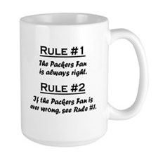 Packers Mug