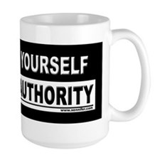 THINK FOR YOURSELF... Mug