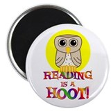 "Reading 2.25"" Magnet (100 pack)"
