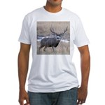 Muley Buck Fitted T-Shirt