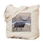 Muley Buck Tote Bag