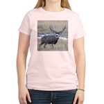 Muley Buck Women's Light T-Shirt