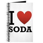 I Love Soda Journal