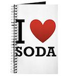 I Love Soda Journal