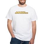 aMAIZEing White T-Shirt