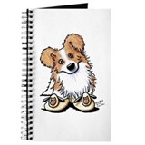 Curious Border Collie Journal