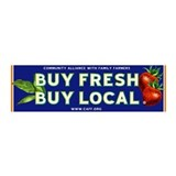 Buy Fresh Buy Local classic 20x6 Wall Peel