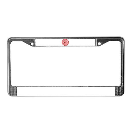 Super Spot License Plate Frame