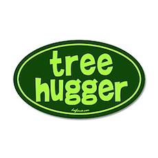 Tree Hugger 20x12 Oval Wall Peel