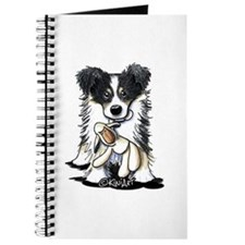 Tri-Color Border Collie Journal