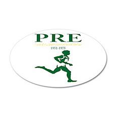 PRE 1951-1975 20x12 Oval Wall Peel