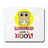 Libraries Mousepad