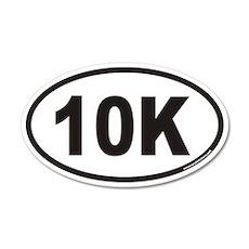10K Euro Style 20x12 Oval Wall Peel