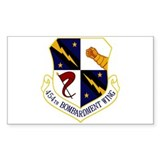 454th Bomb Wing Decal