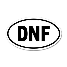 DNF 35x21 Oval Wall Peel