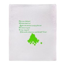 Flyball Get the Ball Throw Blanket