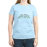 Chemo - Glow in the Dark Women's Light T-Shirt