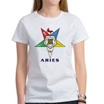 OES Aries Sign Women's T-Shirt