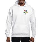 OES Aries Sign Hooded Sweatshirt