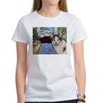 Xmas Portrait Dante Women's T-Shirt
