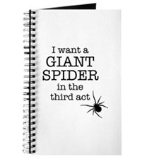 Giant Spider Journal