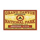 Grand Canyon National Park 20x12 Wall Peel