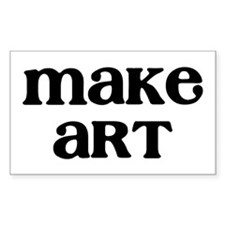 Make Art Decal