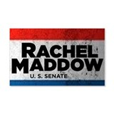 Maddow for Senate bumper sticker