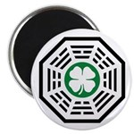 Dharma Luck Faded Magnet