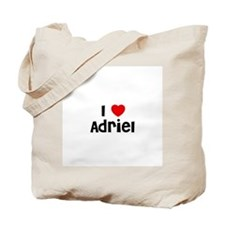 I * Adriel Tote Bag