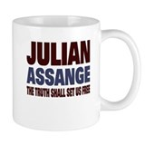 Julian Assange Mug