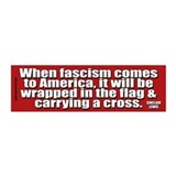 Sinclair Lewis on Fascism 20x6 Wall Peel