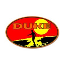Duke 20x12 Oval Wall Peel
