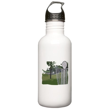 Lapeer Disc Golf Stainless Water Bottle 1.0L